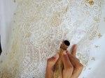 hand made batik