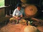 MADE FROM RATTAN